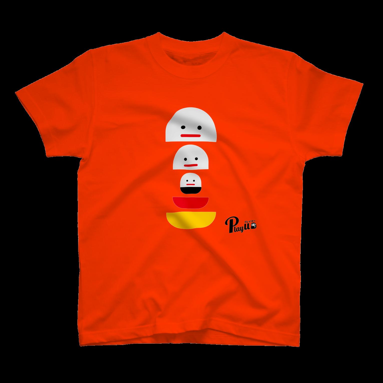 カプセルズ Tシャツ カリフォルニアオレンジ
