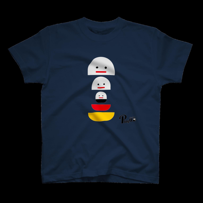 カプセルズ Tシャツ インディゴ