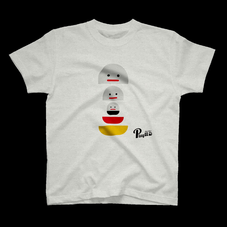カプセルズ Tシャツ オートミール