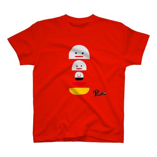 カプセルズ グラフィックTシャツ