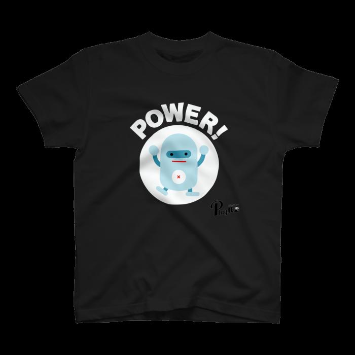 ロボティ パワー Tシャツ メンズ
