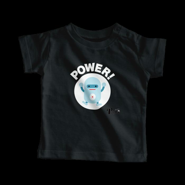 ロボティ パワー Tシャツ キッズ