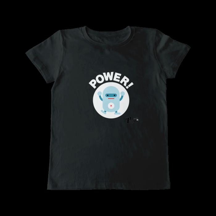 ロボティ パワー Tシャツ レディス