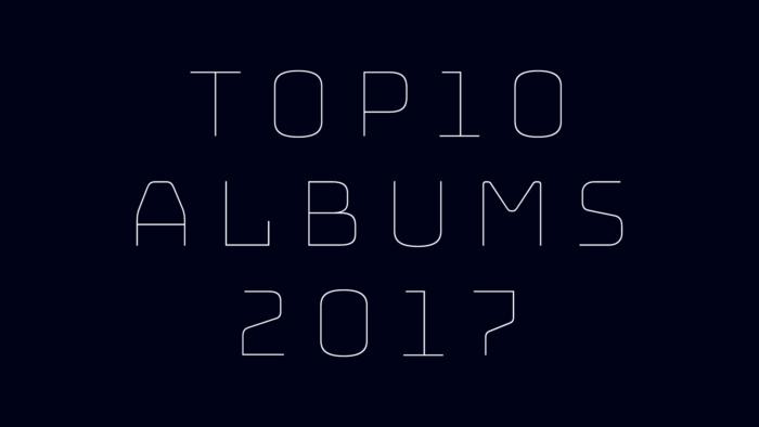 2017年によく聴いたアルバム10枚
