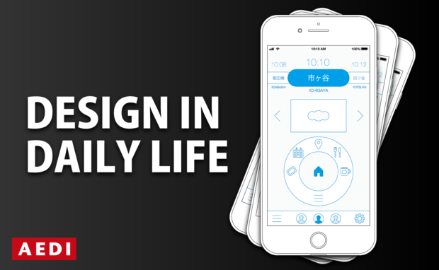 Design in Daily Life