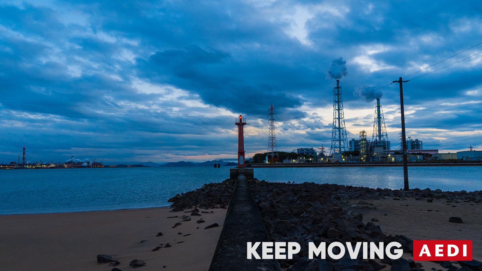 Keep Moving 岡山県倉敷市のWeb制作会社・デザイン会社 AEDIは12周年を迎えました