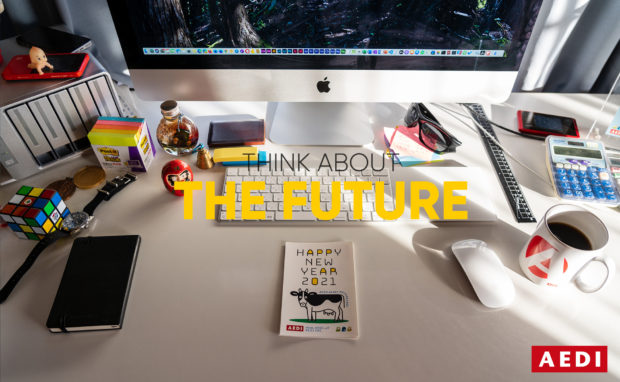 Think About the Future - 岡山 倉敷のホームページ制作会社・デザイン事務所として